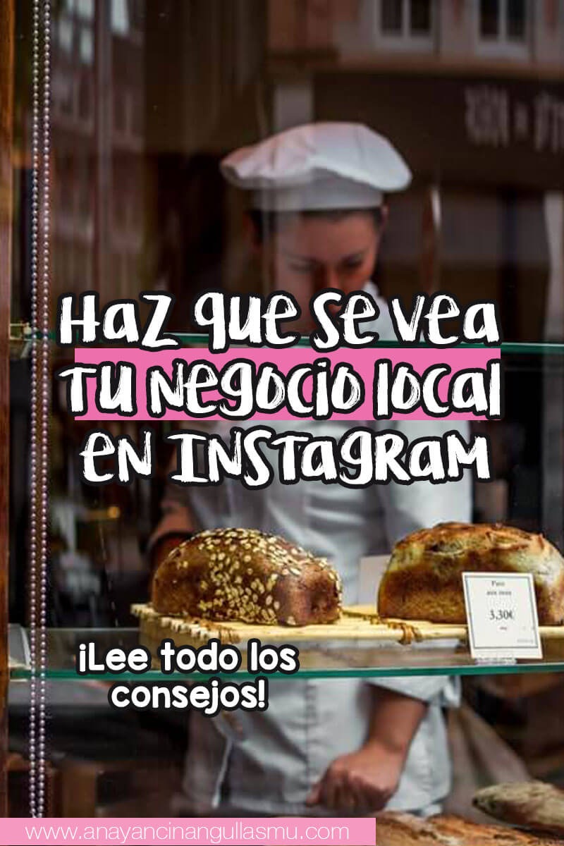 tu negocio local en instagram